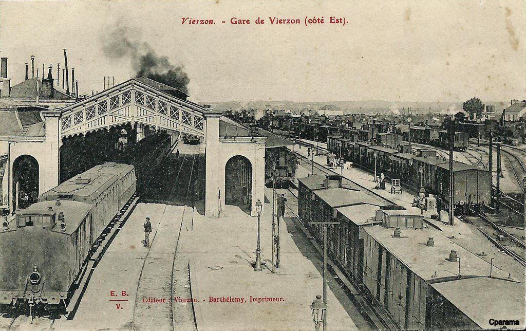 Vierzon Cher Montauban Limoges