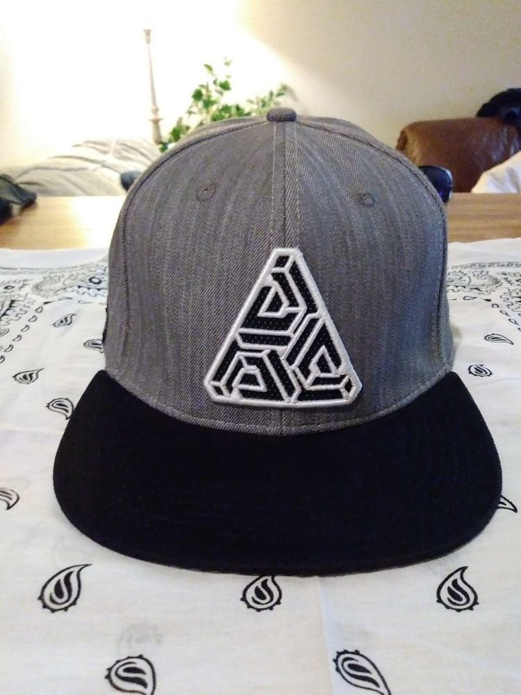 c0e2b09b93b40 Grassroots California Snapback Hat Cap MAZE OF THE PYRAMID rendering.  Hard2find!  fashion  clothing  shoes  accessories  mensaccessories  hats  (ebay link)