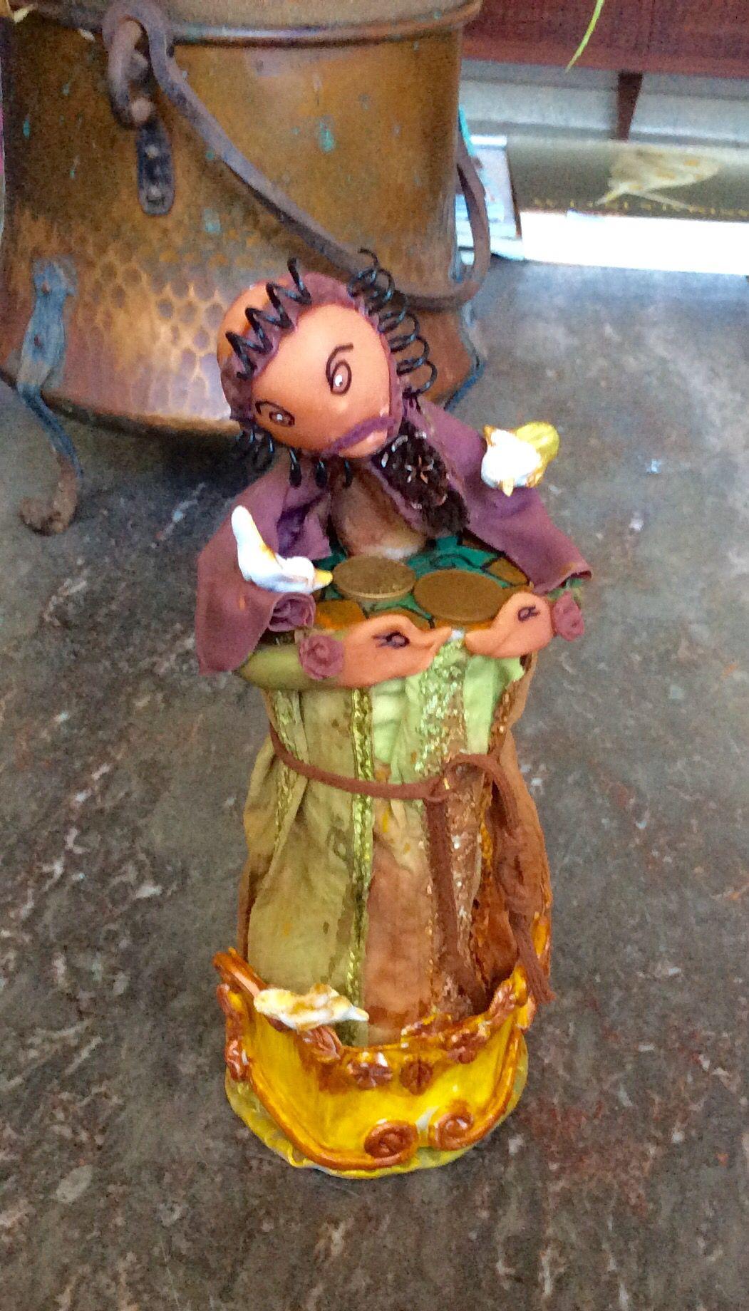 São Francisco da prosperidade, ele traz consigo o ímã da prosperidade.