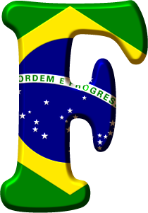 Materiais Para o Scape: Alfabeto Brasil