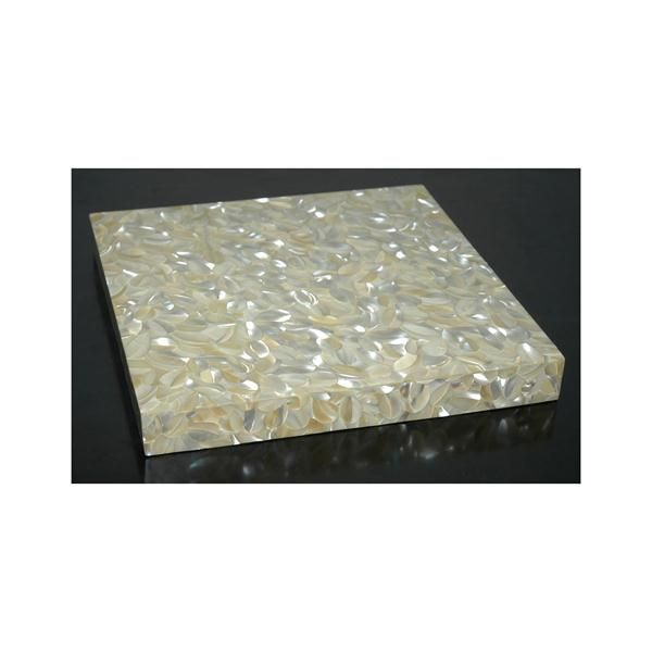 King Mother Of Pearl Headboard By The Yard: MOTHER OF PEARL TOP From Lodestar