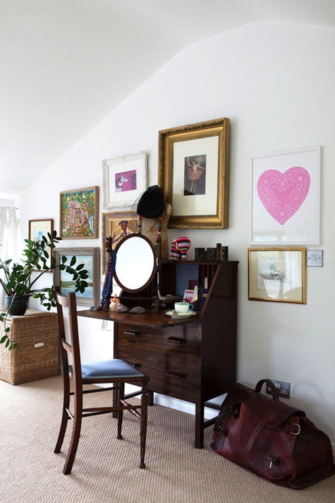 interior porn, bedroom, architecture