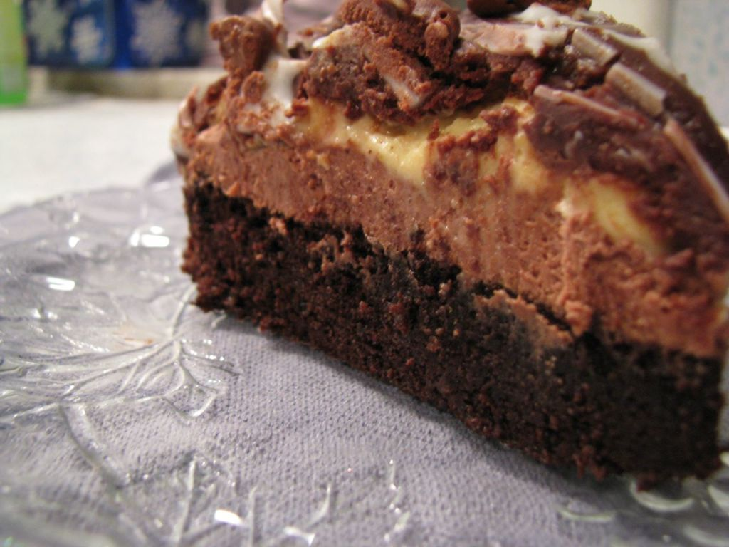 The real black tie mousse cake by olive garden recipe