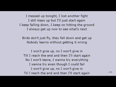 Shakira - Try Everything (Official Lyrics) | inlinelyrics ...