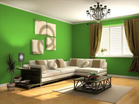 Decoraci n y ambientes el olor de tu hogar verde for Decoracion hogar verde