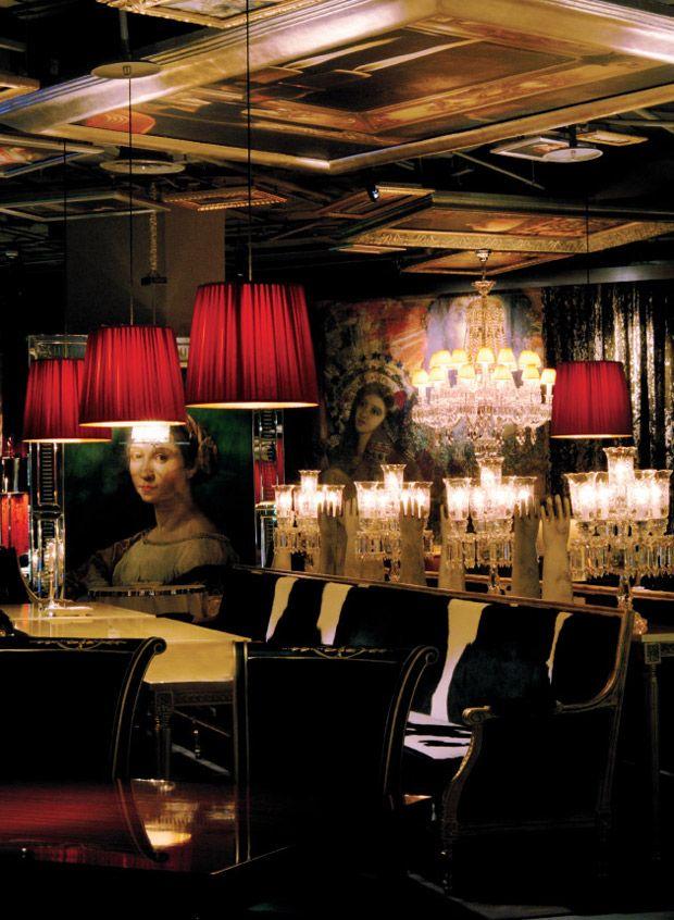 The Stark Genius Of Philippe Starck Paint Pattern Philippe