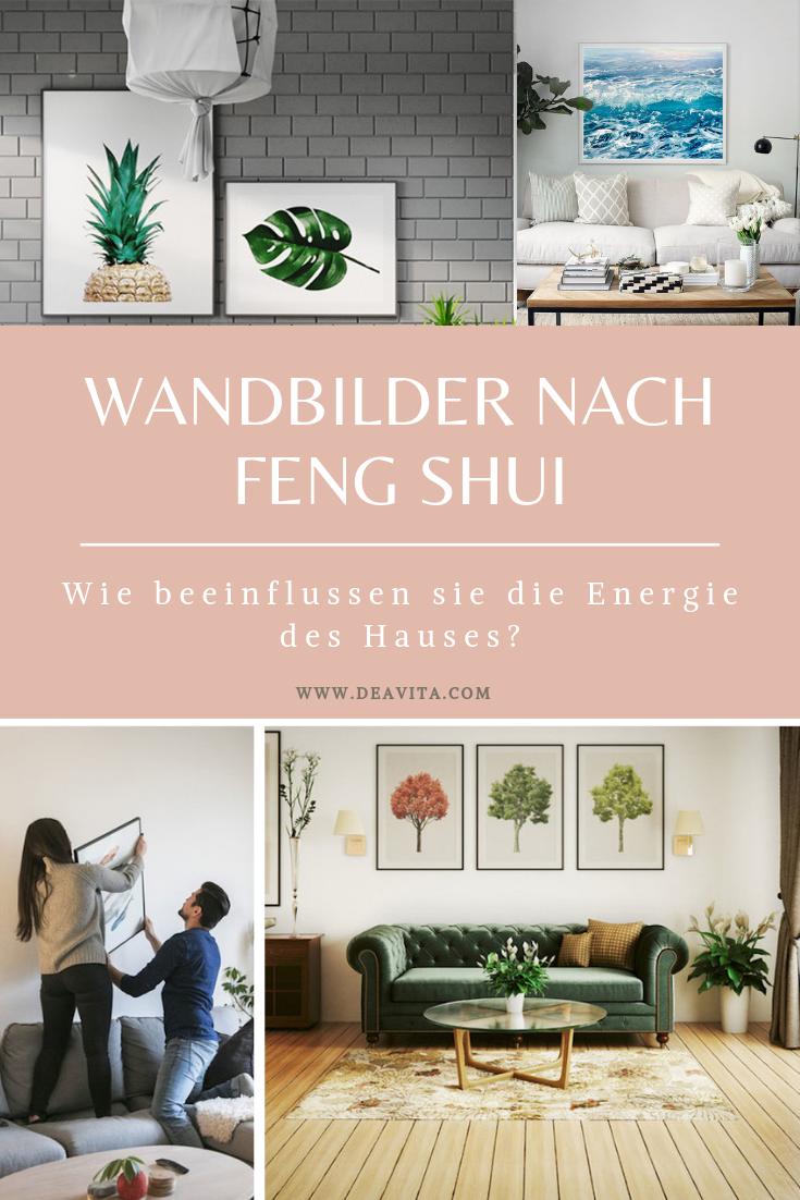 Wie beeinflussen Wandbilder nach Feng Shui die Energie des Hauses ...