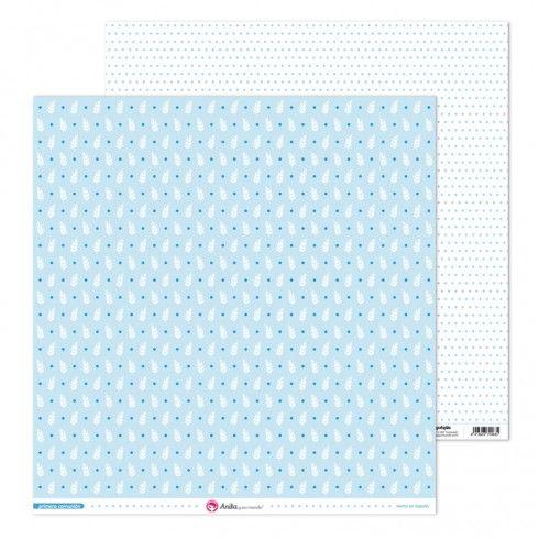 Kit de Scrapbooking + complementos Primera comunión niño 30x30 Anita y su mundo