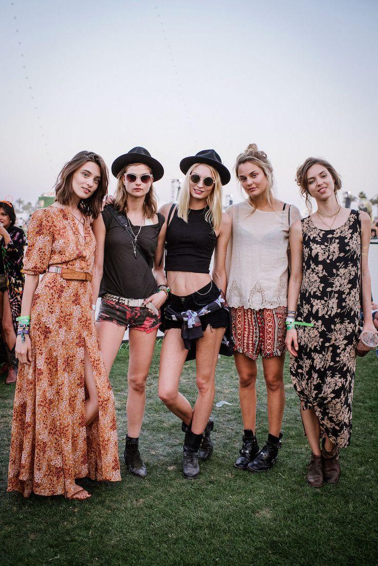 Coachella Fashion Tumblr 2015