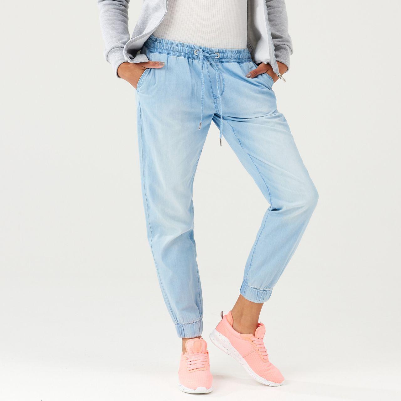 Spodnie Baggy Cropp Trousers Women Mom Jeans Levi Jeans