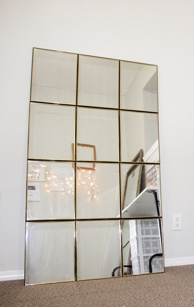 Photo of Grab Dollar Store mirrors and duct tape for this high-end decor
