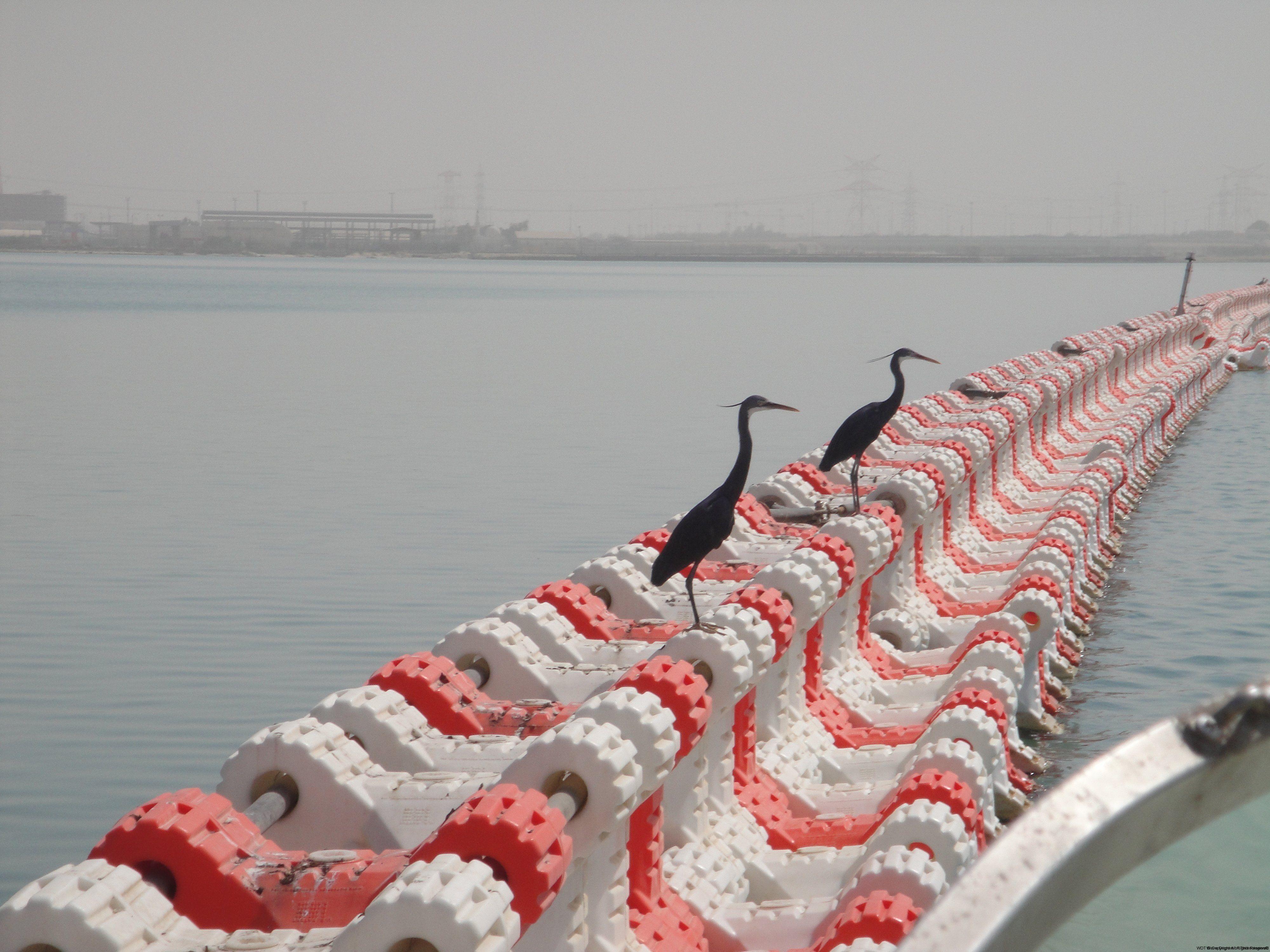 Sistema de proteçao flutuante