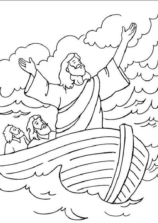 Bible Coloring Pages For Kids Desenhos Biblicos Para Pintar