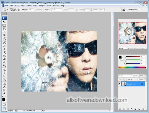 Adobe Photoshop Cs3 Full Version Crack