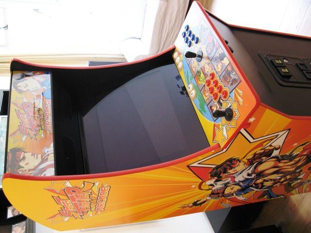 игровой автомат street fighter