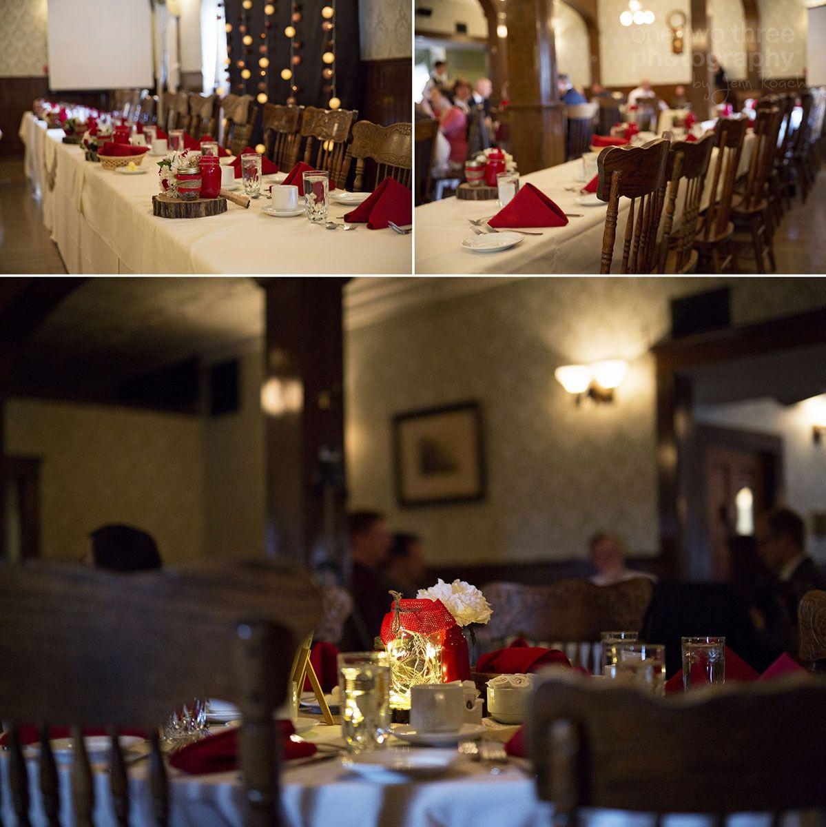 Outdoor Wedding Ceremony Calgary: Wedding At The Wainwright Hotel In Heritage Park