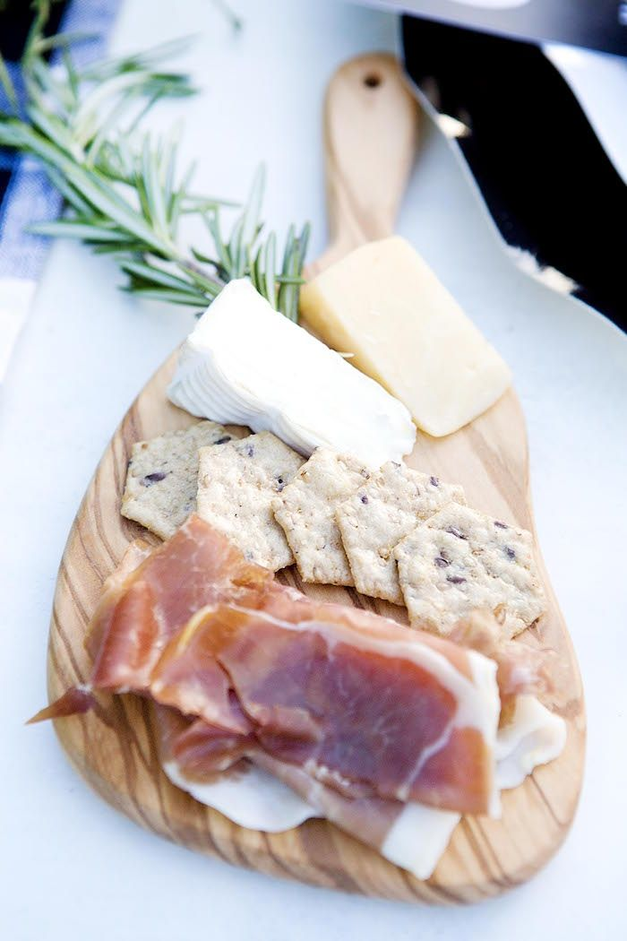 Holiday Dinner Party Ideas Part - 48: Meat U0026 Cheese Board From A Favorite Things Holiday Dinner Party On Karau0027s Party  Ideas  