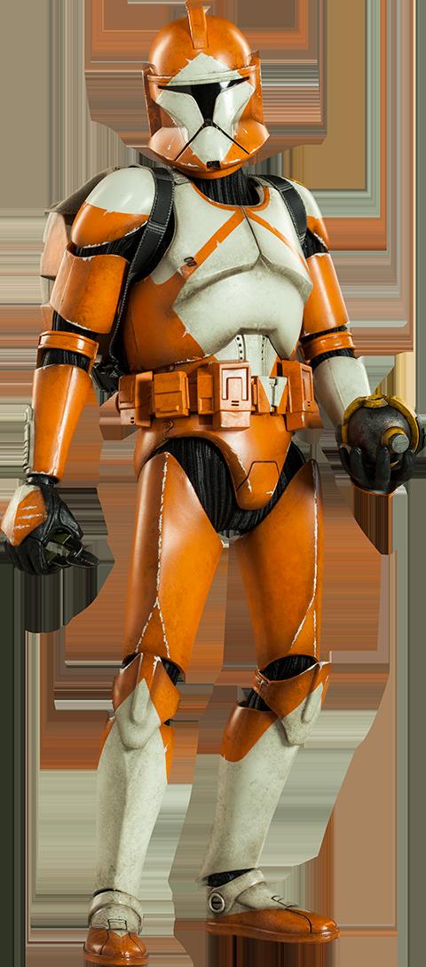 Star Wars Bomb Squad Clone Trooper Ordnance Specialist Sixt Star Wars Pictures Sideshow Star Wars Star Wars