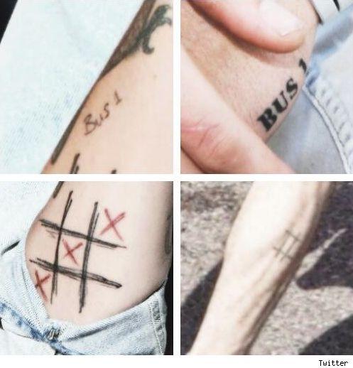 It S Nichole Green One Direction Tattoos Matching Tattoos Tattoos