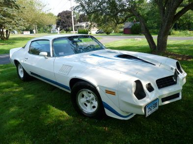 1979 Camaro Z28 For Sale With Only 32k Original Mi Favorite Things 1979 Camaro Cars Cool