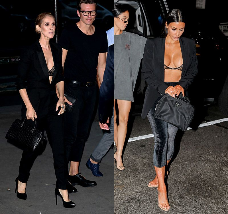 Celine Dion se marca 'un Kardashian'