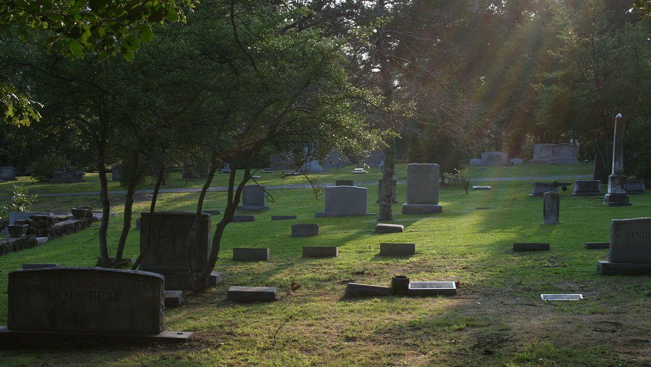 Old Chapel Hill Cemetery in Orange County, North Carolina
