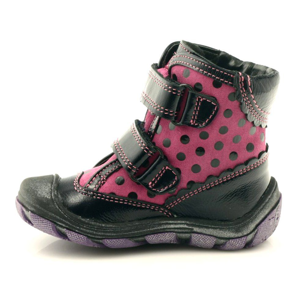 Trzewiki Dziewczece Bartek 31338 Granatowe Rozowe Wielokolorowe Szare Fioletowe Czarne Hiking Boots Boots Shoes