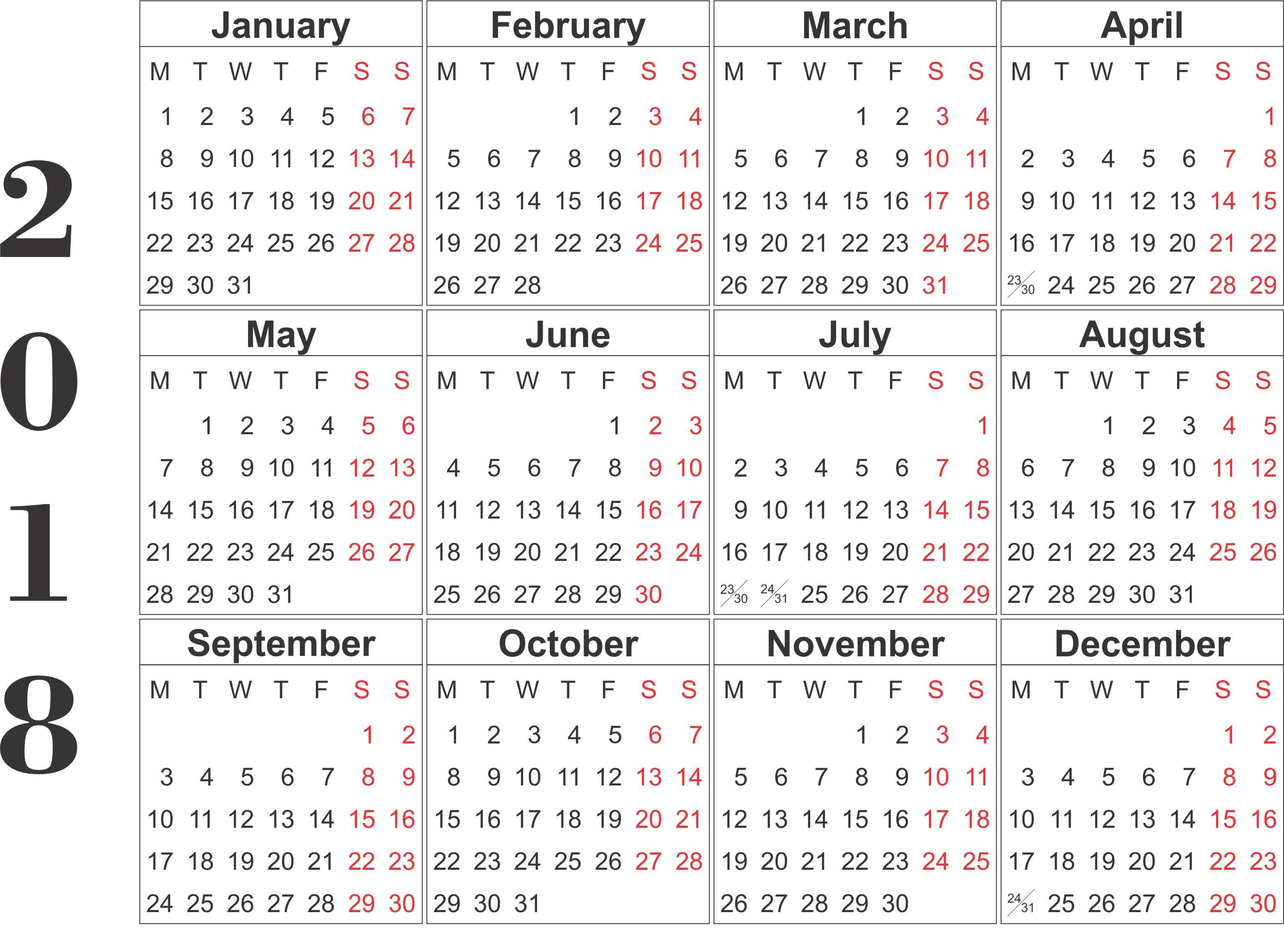 2018 Calendar Chinese 2018 Calendar Pinterest Calendar