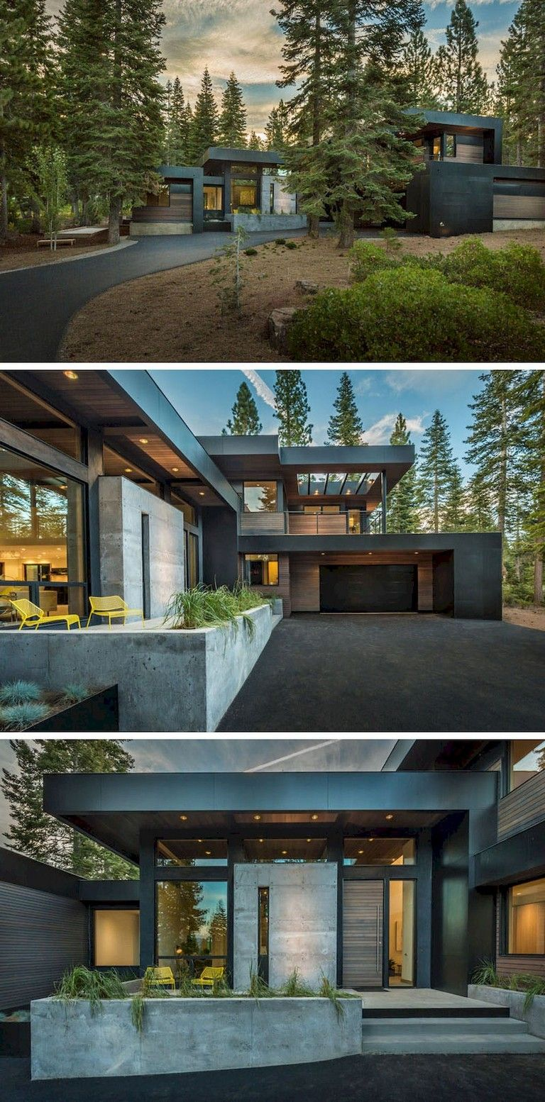 80+ Marvelous Modern House Architecture Design Ideas  Page 13 of 82 is part of House architecture design -