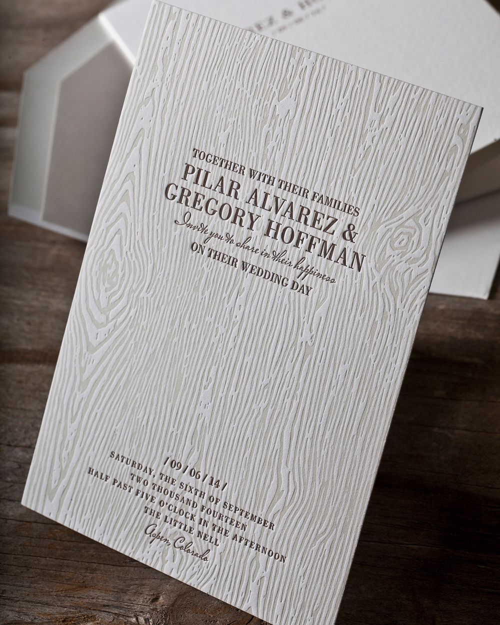 46 Elevated Ideas for Your Rustic Wedding Invitations | wedding card ...