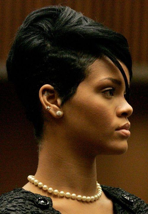 Chris Brown Court Appearance Short Hairstyles Pinterest Hair