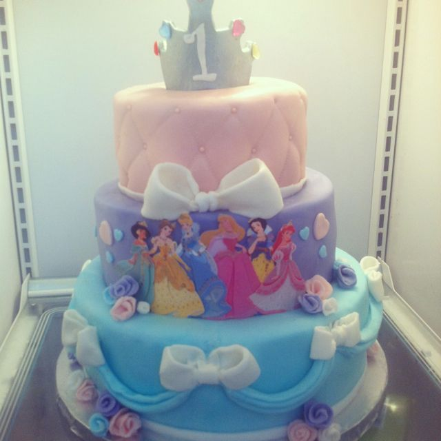 disney princess cake ideas Disney princess cake party ideas