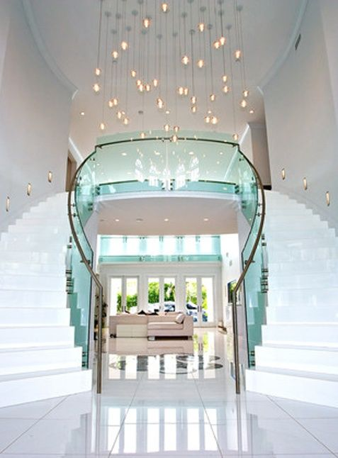 Best Modern Lighting Ideas That Turn The Staircase Into A 400 x 300