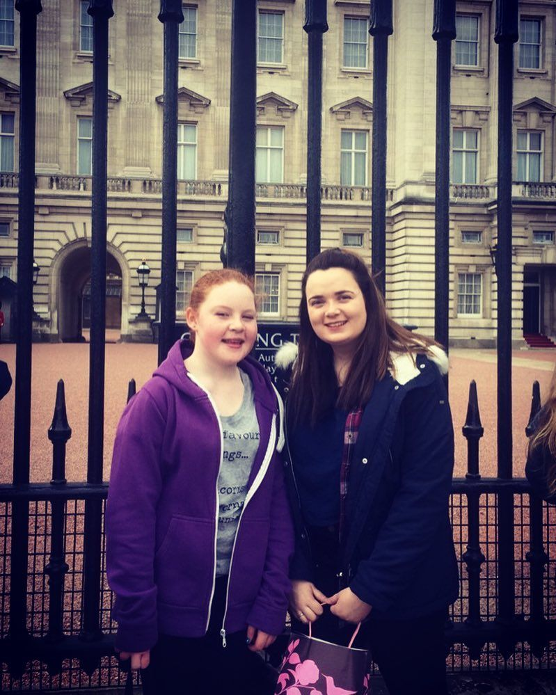 Being Tourists yesterday  by bethanysarahx