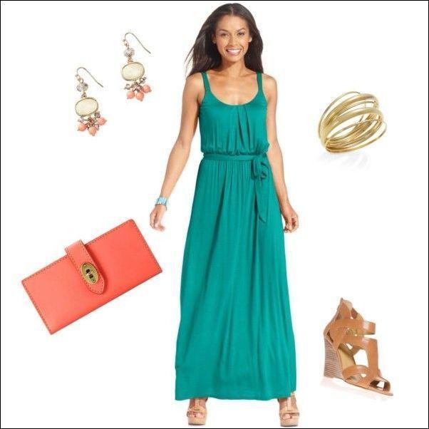 48 Beautiful Long Dresses For Wedding Guest | Beautiful long dresses ...