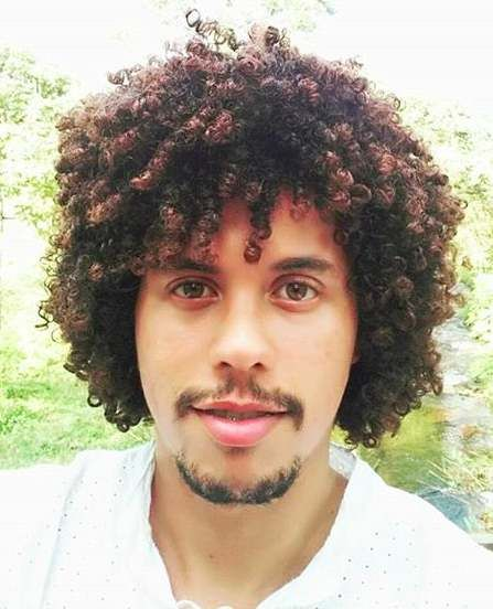 Hair products for men a gentlemans guide slicked back hair afro curls hair trend for men 2017 urmus Images