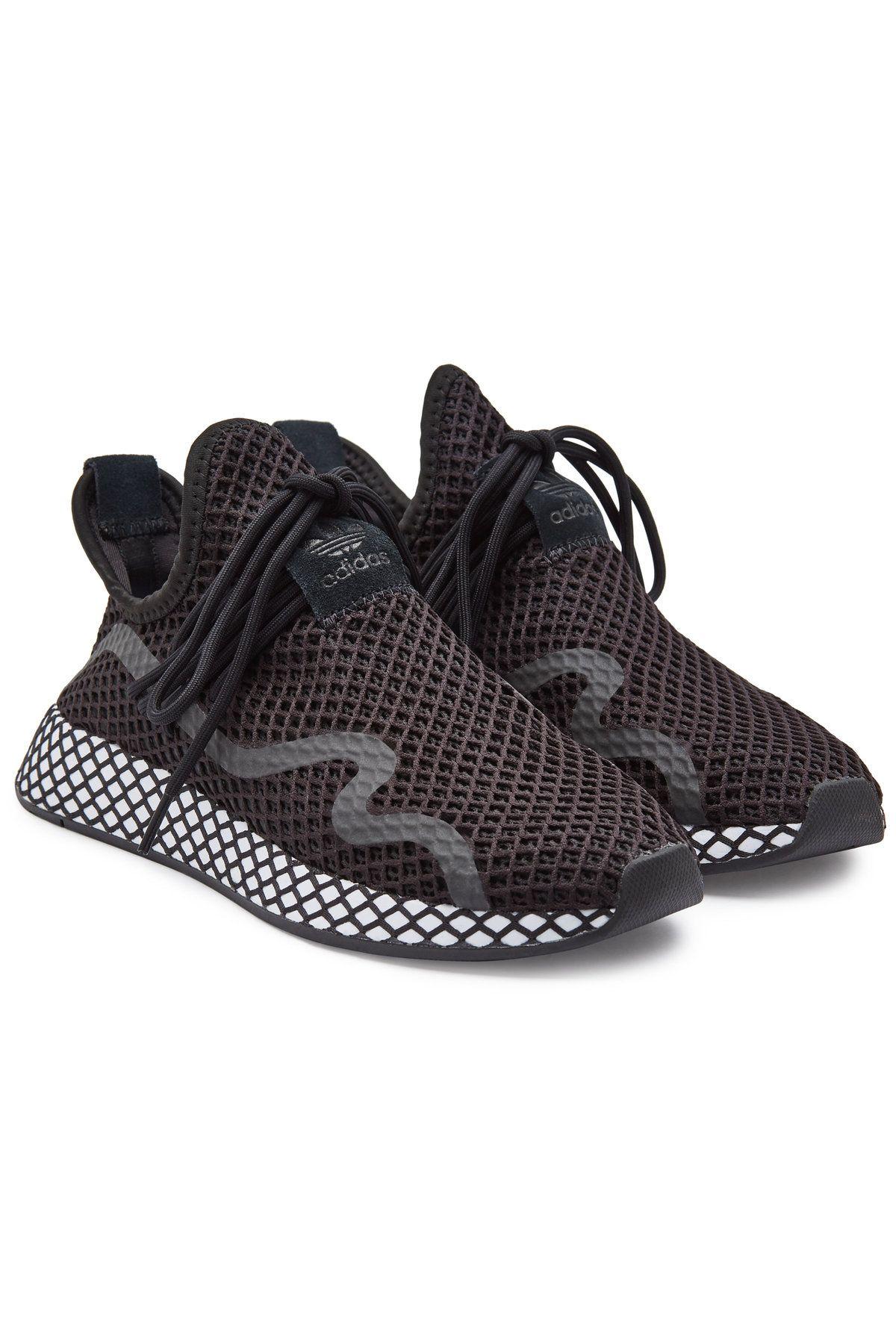 11e8e1f8 ADIDAS ORIGINALS DEERUPT S SNEAKERS WITH MESH. #adidasoriginals #shoes