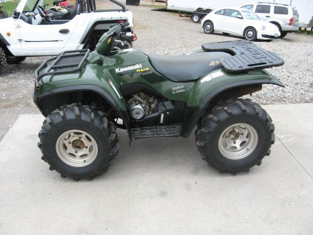 2002 kawasaki prairie 4 wheeler green for sale in. Black Bedroom Furniture Sets. Home Design Ideas