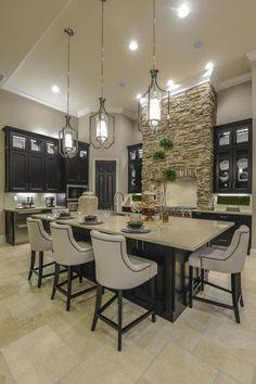54 Exceptional Kitchen Designs | **smooches** | Pinterest | Large ...