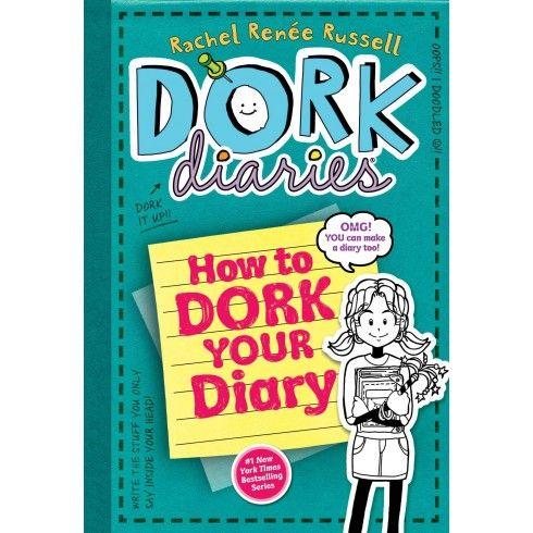 Dork Diaries 3 1 2 How To Dork Your Diary El Diario De Nikki Dork Diaries Los Mejores Libros