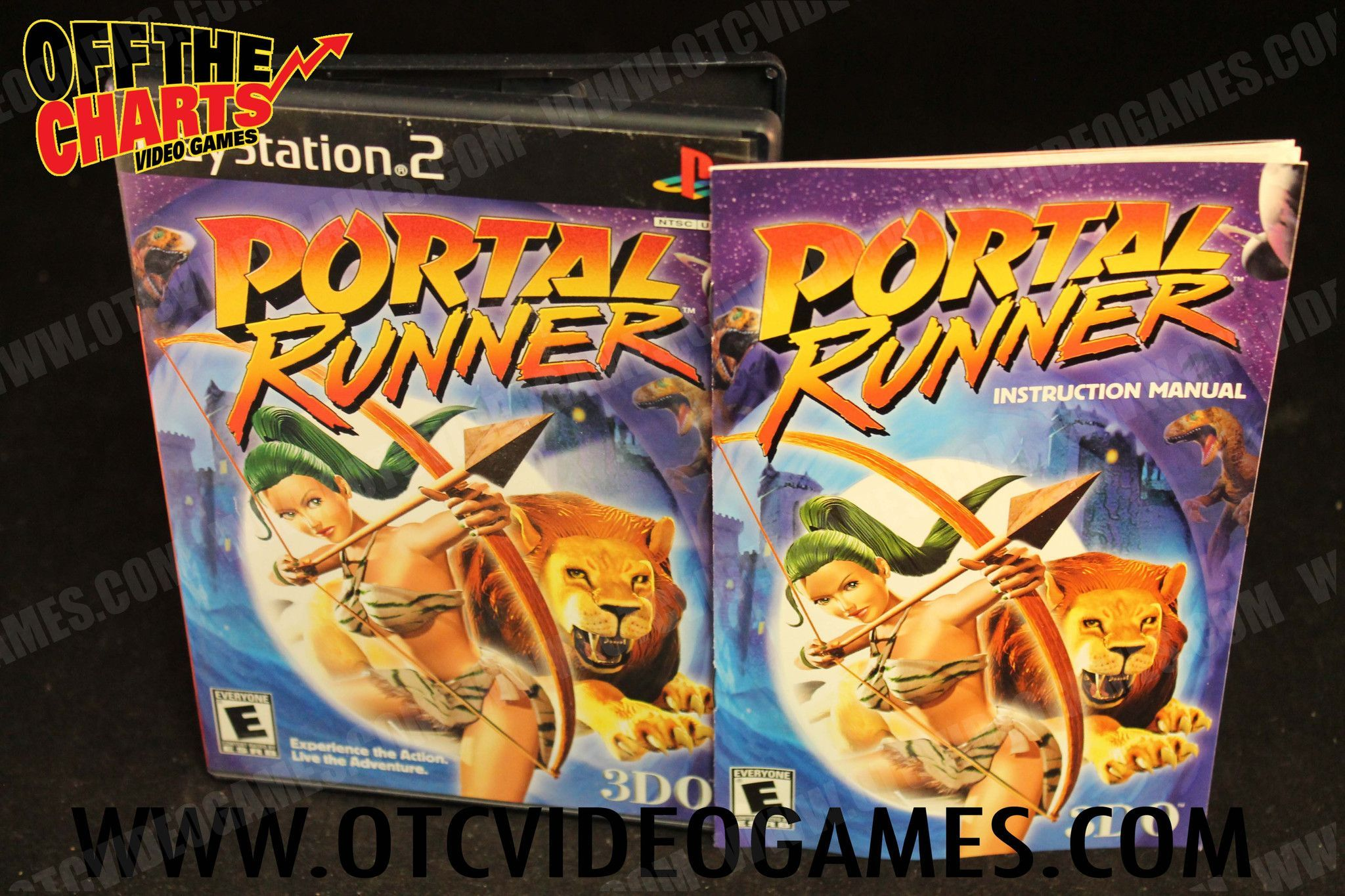 Portal Runner for the Playstation 2