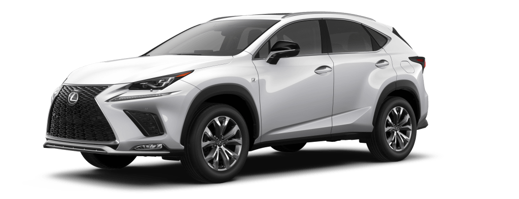 2020 Lexus NX 300 and NX 300h Lexus Canada in 2020