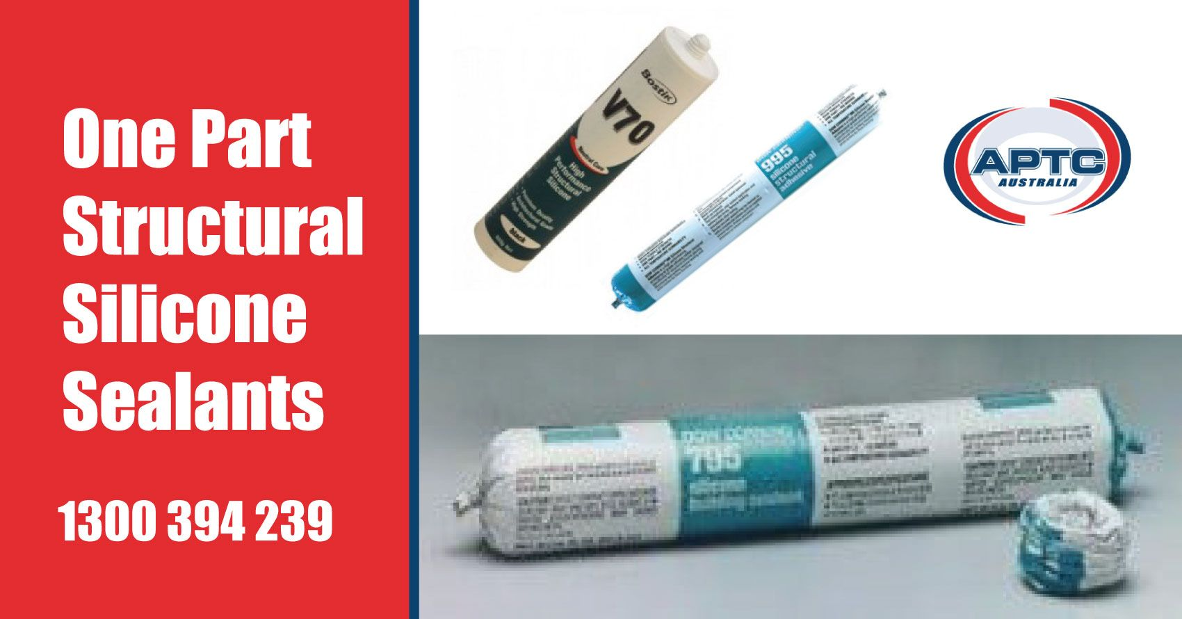 One Part Structural Silicone Sealants are predominately