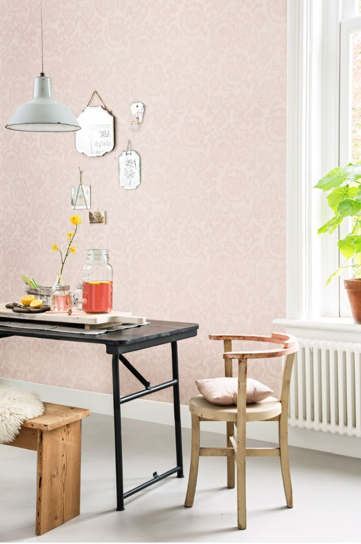 Behang  Wallpaper collection Denim  BN  Collection