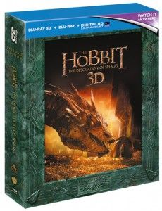 'The Hobbit: The Desolation of Smaug' Extended Edition Adds 25 Minutes. Release November 4