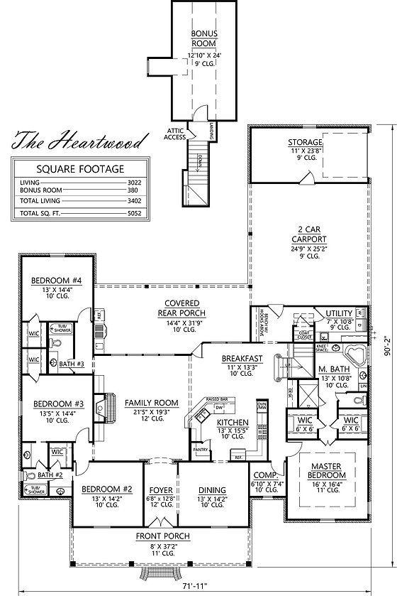 Madden Home Design Acadian House Plans, Steve Madden House Plans