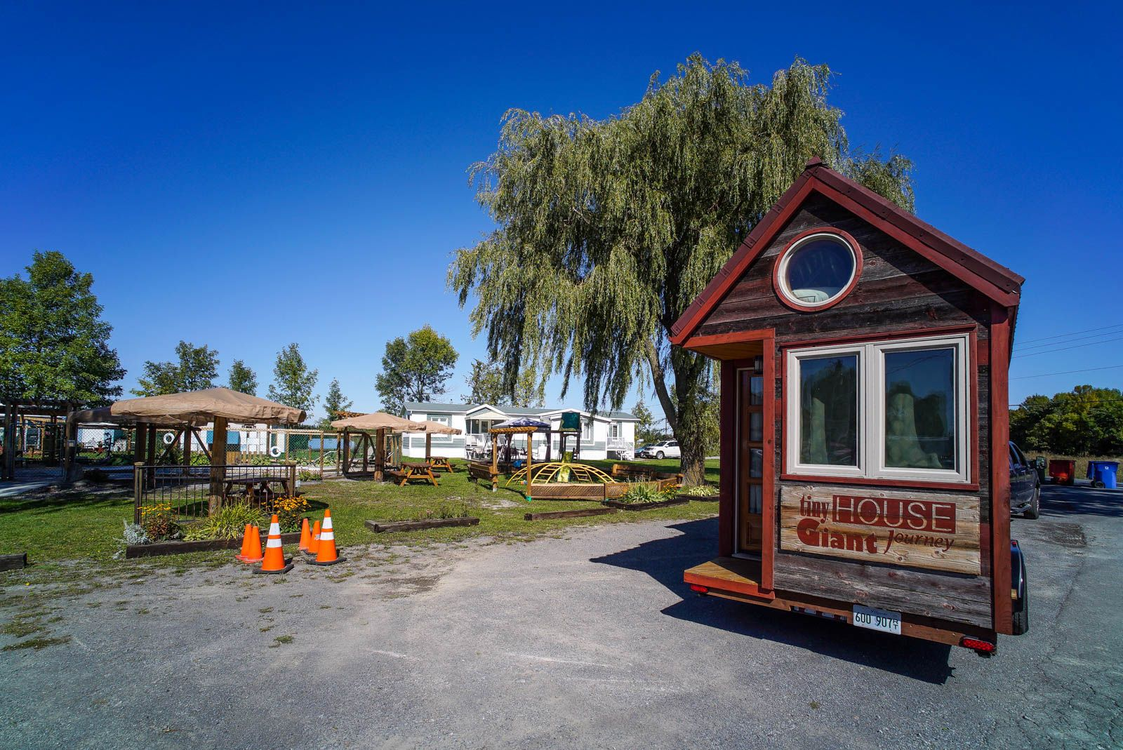 Tiny house campsites with images tiny house home