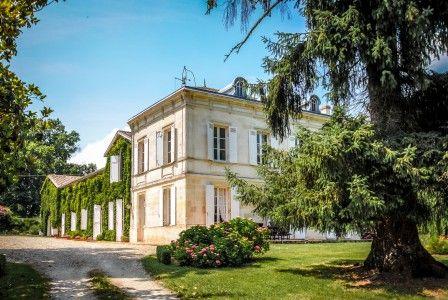 Manor fantastique à proximité des vignes de Pomerol