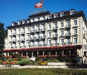 Grand Hotel Europe Luzern