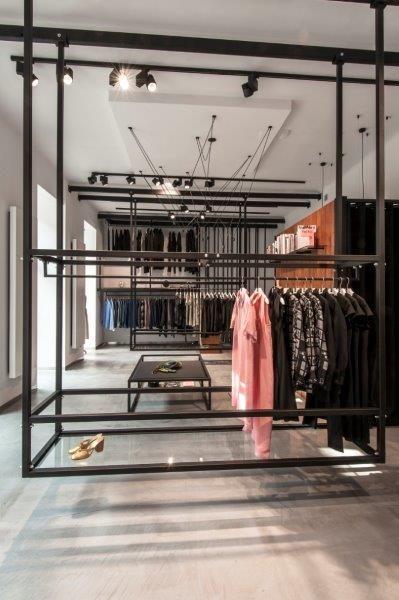 Acephala Concept Store, BAUFLOOR Creativo floor